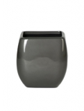 Callisto Square anthracite Plant Pot