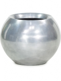 Glory Ball Aluminium Plant Pot