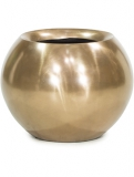 Glory Ball Bronze Plant Pot