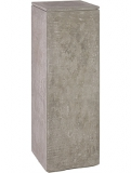 Division Planting Column Natural-concrete Plant Pot