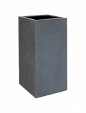 Fibrestone Bouvy grey XL Plant Pot