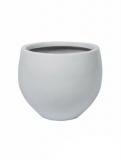 Fibrestone Mini Glossy white mini jesslyn Plant Pot