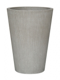 Fibrestone Ridged Cement Belle S Plant Pot