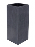 Fibrestone Bouvy grey IS (carrying capacity max. 25 kg.) Plant Pot