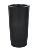 Krappa Partner shiny grey Plant Pot