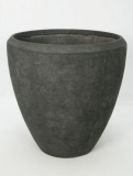 Polystone Couple smoke Plant Pot
