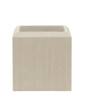 Polystone Square natural Plant Pot