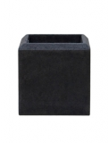 Polystone Square smoke Plant Pot