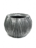 River Bowl aluminium Plant Pot