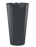 Runner Round RAL 7016 anthracite Plant Pot