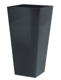 Runner Square RAL 7016 anthracite Plant Pot
