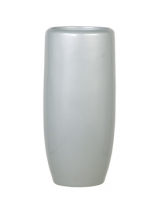 Synthetic silver Plant Pot