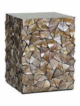 Coast Pedestal Brown mother of pearl