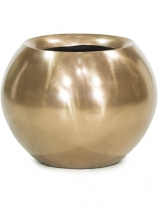 Synthetic bronze Plant Pot