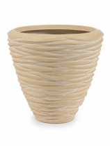 Polystone Rough Plant Pot