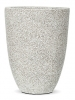 Capi Nature Brix Vase elegant ivory 28cm Wide & 36cm High
