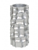 Mosaic Column Silver 34cm Wide & 60cm High
