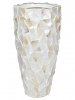 Coast Mother of pearl white 40cm Wide & 77cm High