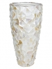 Coast Mother of pearl white 50cm Wide & 96cm High