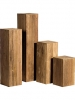 Teak Recycled teak 40cm Wide & 100cm High