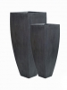 Fibrestone Ace grey (2) 46.5cm Wide & 116cm High