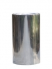 Polished Aluminium Cylinder 40cm Wide & 70cm High